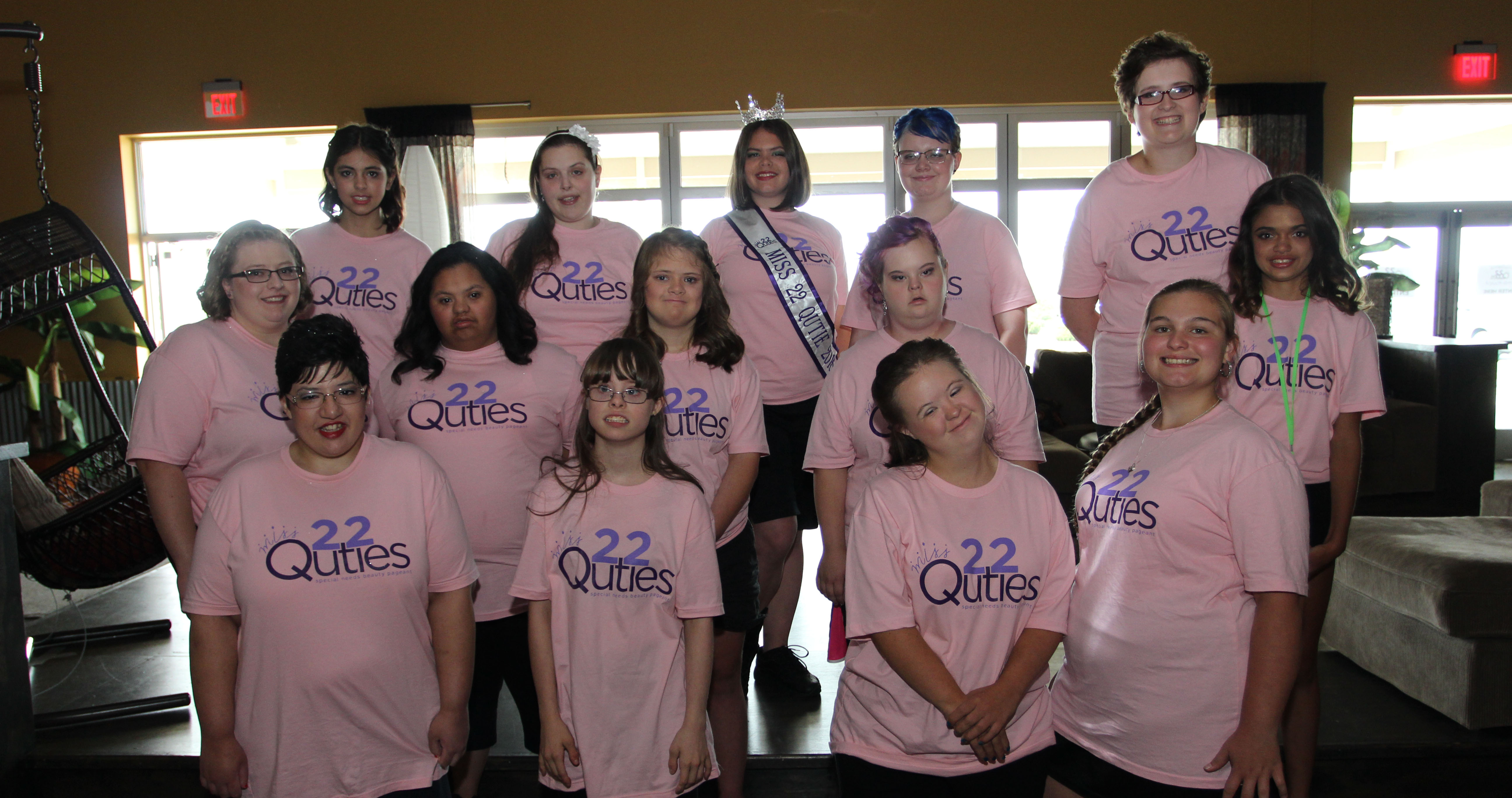Miss 22 Quties Special Needs Beauty Pageant